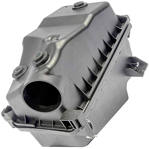 Air Donaldson - APDTY 369631 Engine Air Filter Box Housing Holder Upper & Lower Assembly Fits 2002-2008 Toyota Corolla or Matrix w/ 1.8L 1ZZFE Engine (8th Digit Of VIN = R; Replaces Toyota 17701-0D050, 17705-0D050)