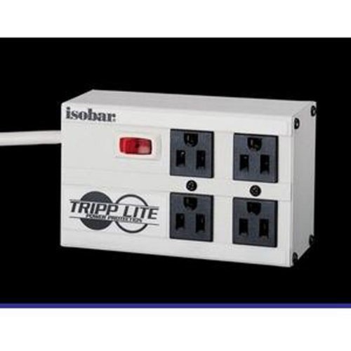 Isobar UltraFax surge suppressor 120V - ULTRAFAX by Tripp Lite by Tripp Lite