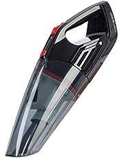 Oneconcept Turbo Buddy Aspiradora de Mano con batería con Soporte de Carga - Aspiradora en seco y en húmedo, Sin Cables, Depósito Lavable, 2200 mAh, Soporte de Carga motado, Accesorios, Negro