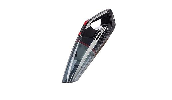 Oneconcept Turbo Buddy Plus Aspiradora de Mano con batería - Soporte Carga, Aspiradora en seco y húmedo, Sin Cables, Depósito Lavable, 2200 mAh, Accesorios, Negro: Amazon.es: Hogar