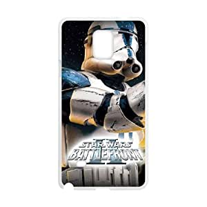 Star Wars Samsung Galaxy Note 4 Cell Phone Case White svzc