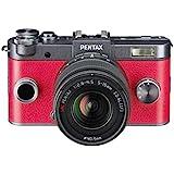 Pentax Q-S1 + 5-15mm - Cámara EVIL, plata
