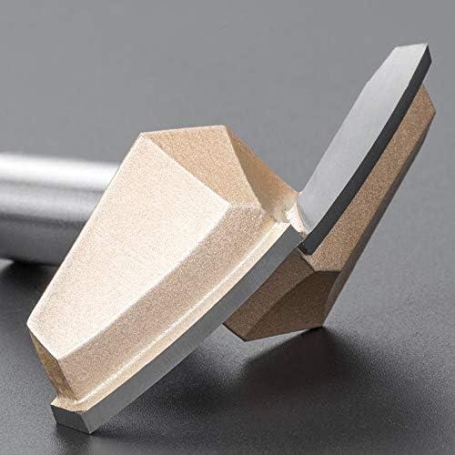 NO LOGO 1pc Klassische Plunge Bit CNC-Holzbearbeitungswerkzeuge Hartmetall-Schaftfräser Fräser for Holz Fräser Schneiden von Holz Router-Werkzeug (Größe : Y00403)