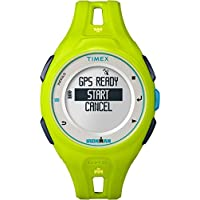 Timex Ironman Run x20 GPS Watch (Lime)