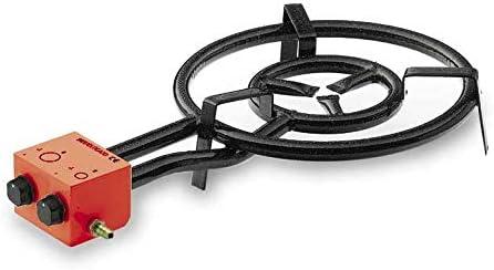 Lacor - 63731 - Paellero Gas Butano De 30 cm 1 Quemador