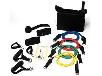 fit lastics kit exercise resistance band with exercise book amazonFit Lastics #5