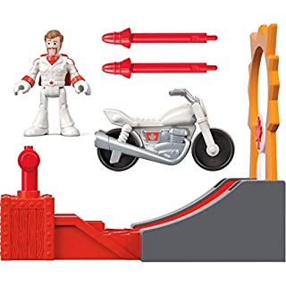 Fisher-Price Disney Pixar Toy Story 4 Stuntman