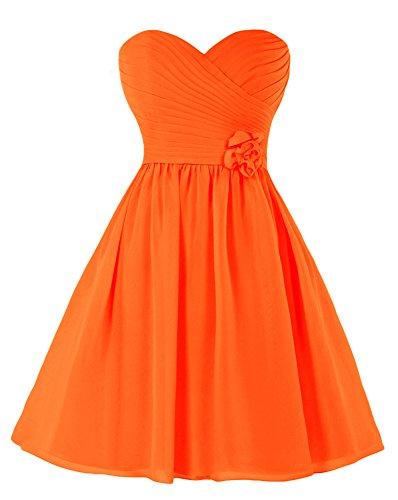 Arancione Mall Bridal Mall Arancione Vestito Bridal Vestito Bridal Donna Donna Vestito Mall UTHnfPnxwq