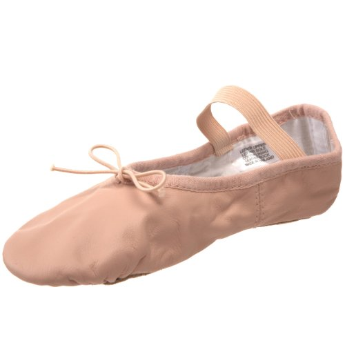 Bloch Dance Dansoft Ballet Slipper (ToddlerLittle Kid)Pink11 D US Little Kid