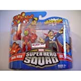 Marvel Superhero Squad Series 18 Mini 3 Inch Figure 2Pack Iron Man Dr. Strange