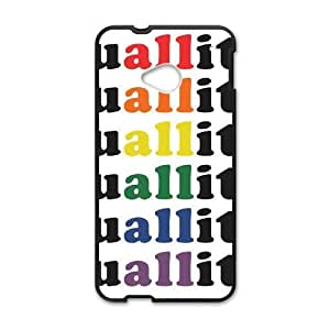 HTC One M7 Cell Phone Case Black Equality For All JSK677273