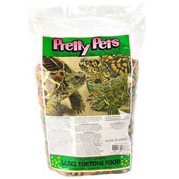 Pretty Bird International SPB77320 3-Pound Tortoise Food, Large by Pretty Bird
