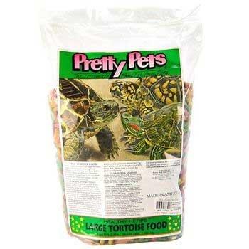 Pretty Bird International SPB77320 3-Pound Tortoise Food, Large