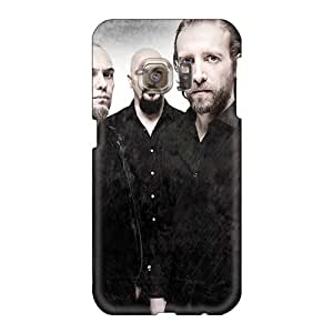 Durable Cell-phone Hard Covers For Samsung Galaxy S6 With Support Your Personal Customized Attractive Carcass Band Series NataliaKrause