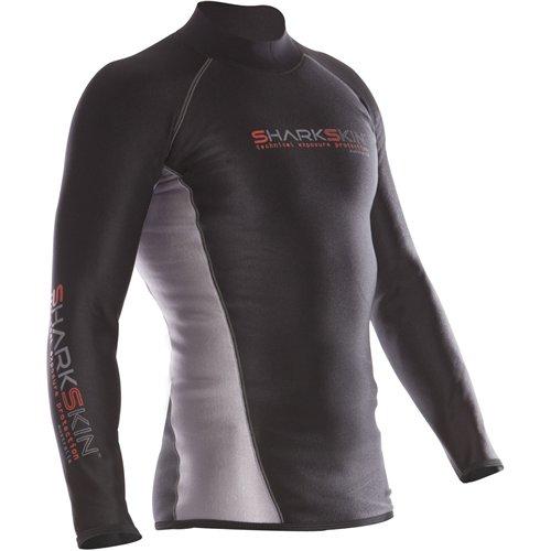 Sharkskin Mens Chill-Proof Long Sleeve Shirt 3X-Large