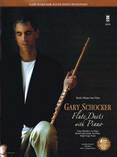 Gary Schocker - Flute Duets with Piano (Flute Duet Piano)
