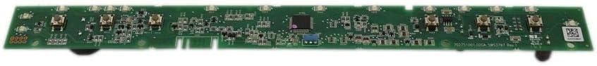 GE WD21X21918 Dishwasher User Interface Genuine Original Equipment Manufacturer (OEM) Part