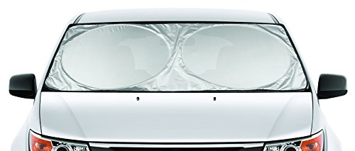 "Extra Jumbo Car Windshield Sunshade (70.9"" x 39.4""), Fits Extra Large Windshields found in Minivans, Cars, Trucks"