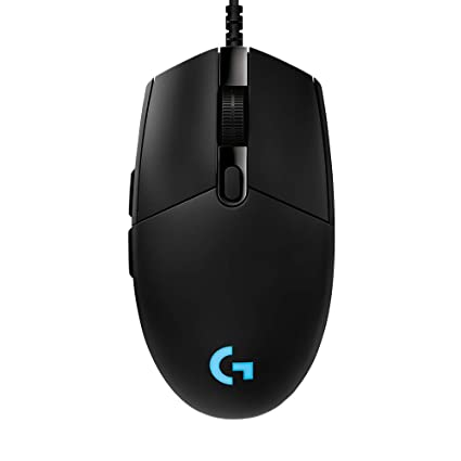 acb5a279063 Amazon.com: Logitech G PRO Hero Gaming Mouse: Computers & Accessories