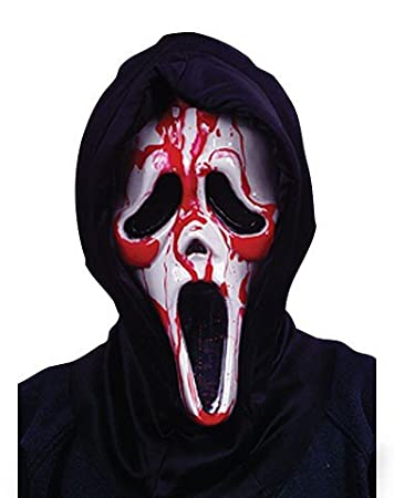 Buy Scream Movie Blood Ghost Mask Online at Low Prices in India ...