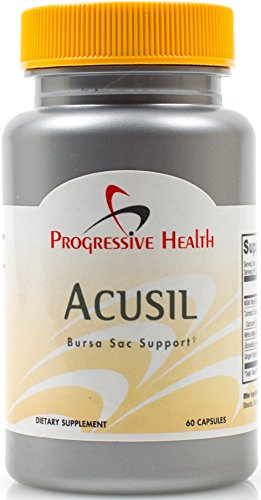 Acusil: Natural Bursitis Relief, 30 Day Supply