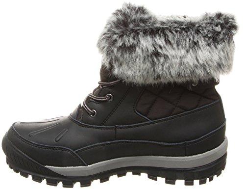 Black Boot Becka Grey Size Womens BearPaw Winter 9 qwfgxIz8