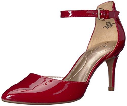 - Bandolino Women's Ginata Pump, Rosy red, 6 M US