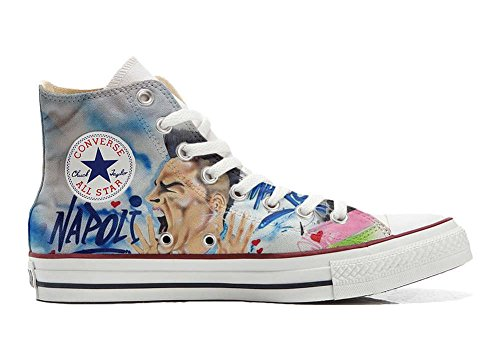 Converse All Star personalisierte Schuhe - HANDMADE SHOES - soccer