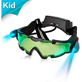 Amazon com: EyeClops Night Vision Infrared Stealth Goggles: Toys & Games