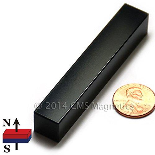CMS Magnetics Powerful Neodymium Magnet 3 x 1/2 x 1/2