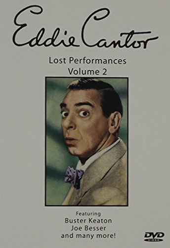 Eddie Cantor Lost Performances Vol product image
