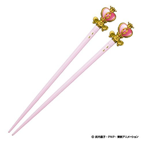 Sailor Moon DX chopsticks collection (Sailor Moon Spiral Heart Moon Rod)