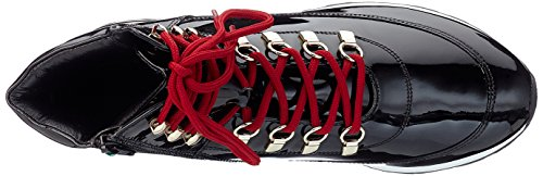 Chaussure gl 4 1357 Haute Noir Mesdames 0100 10 H noir 5xSB4Y