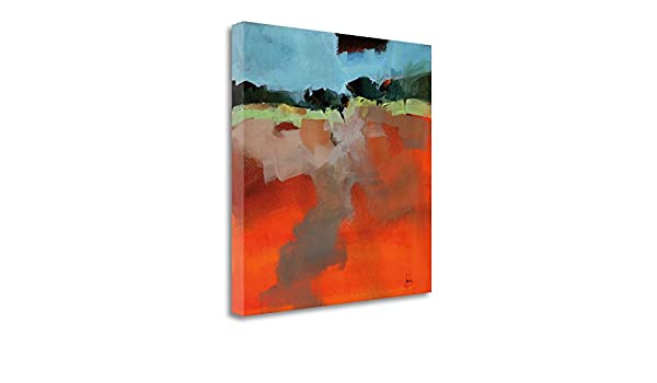 Fine Art Giclee Print on Gallery Wrap Canvas Early Fall By Paul Bailey Ready to Hang