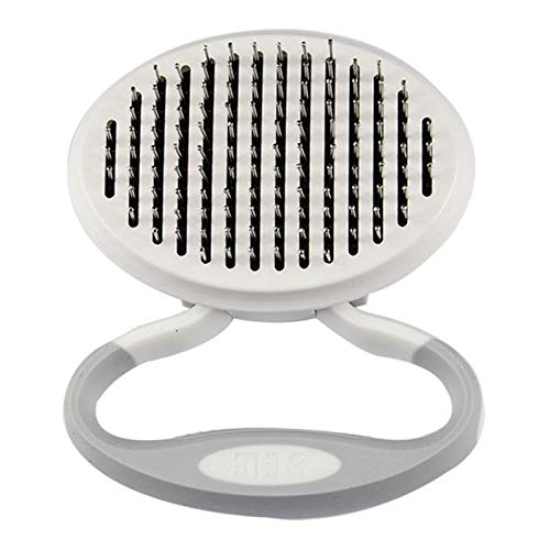 V2AMZ – Pet Dog Deshedding Removal Hair Furmins Comb For Cat Grooming Brush Tool Hair Clipper Stainless Dog Cat Combs…