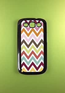 Samsung Galaxy S3 Case - Chevron Samsung Galaxy S3 Cover, Nice and Colorful