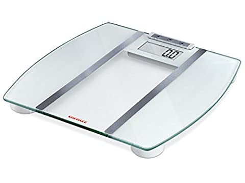 Soehnle Body Control Signal F3 Personal Scale, Digital, BMI-Measure, 150 kg, 63168 - Control Measures
