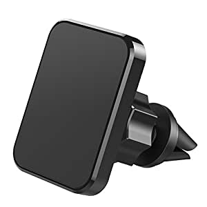 Car Phone Holder,Nulaxy Car Air Vent Phone Cradle Mount Magnetic Cell Phone Holder with Strong Magnet Fast Swift-Snap Technology for iPhone X/8/7/7P/6s/6P/5S,Galaxy S5/S6/S7/S8, Google, LG, Huawei and More