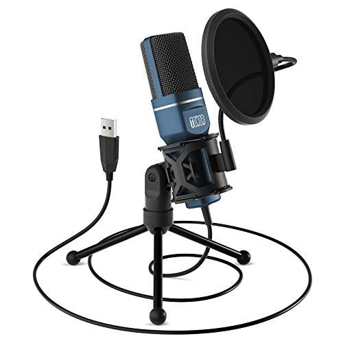 USB Gaming Microphone, TONOR...