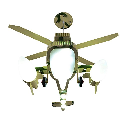 Helicopter Pendant Light in US - 9