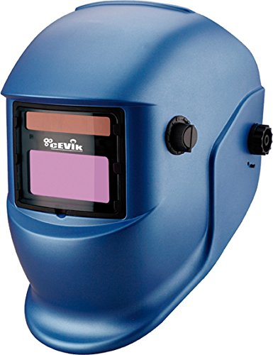 nbsp;– Azul Reg nbsp;– nbsp;Pantalla nbsp;automática Color Ce nbsp;13 de Cevik soldadura Pe600S 9 TY7qE