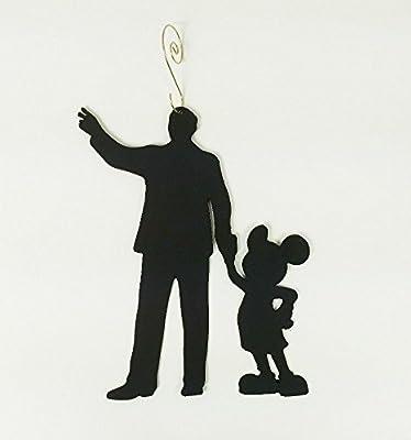 Walt and Mickey Partners Ornament | Walt Disney | Mickey Mouse | Disney | Magic Kingdom | Disney Geek | Disney Christmas | Rear View Mirror