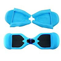 Silicone Case for SWAGTRON T1 Electric Self Balancing Scooter Full-Body Protector Cover Skin for T1 Hover Board (Scooter not included)