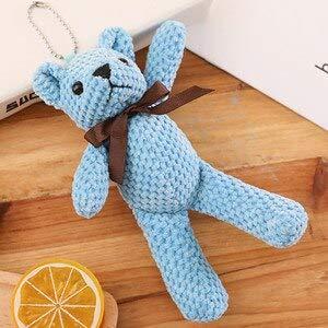Miniature Matchbox Bear - AMIGURUMI Crochet PATTERN | Häkeln kunst ... | 300x300