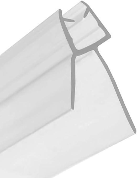PinHui Tira de Sellado para mampara de Ducha y Puerta de 6 mm: Amazon.es: Hogar
