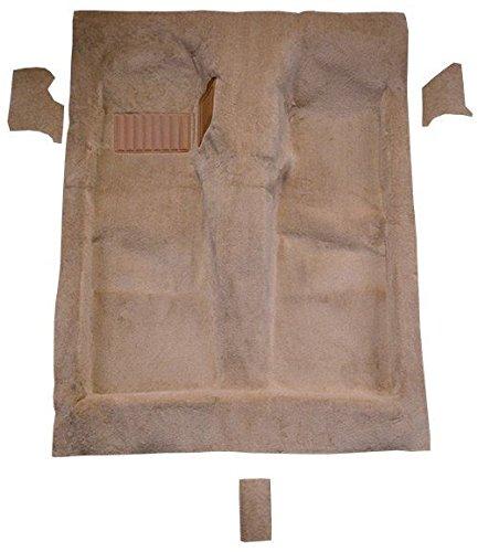 Legend Interior Acura - 1991 to 1995 Acura Legend Carpet Custom Molded Replacement Kit, 4 Door (897-Charcoal Plush Cut Pile)