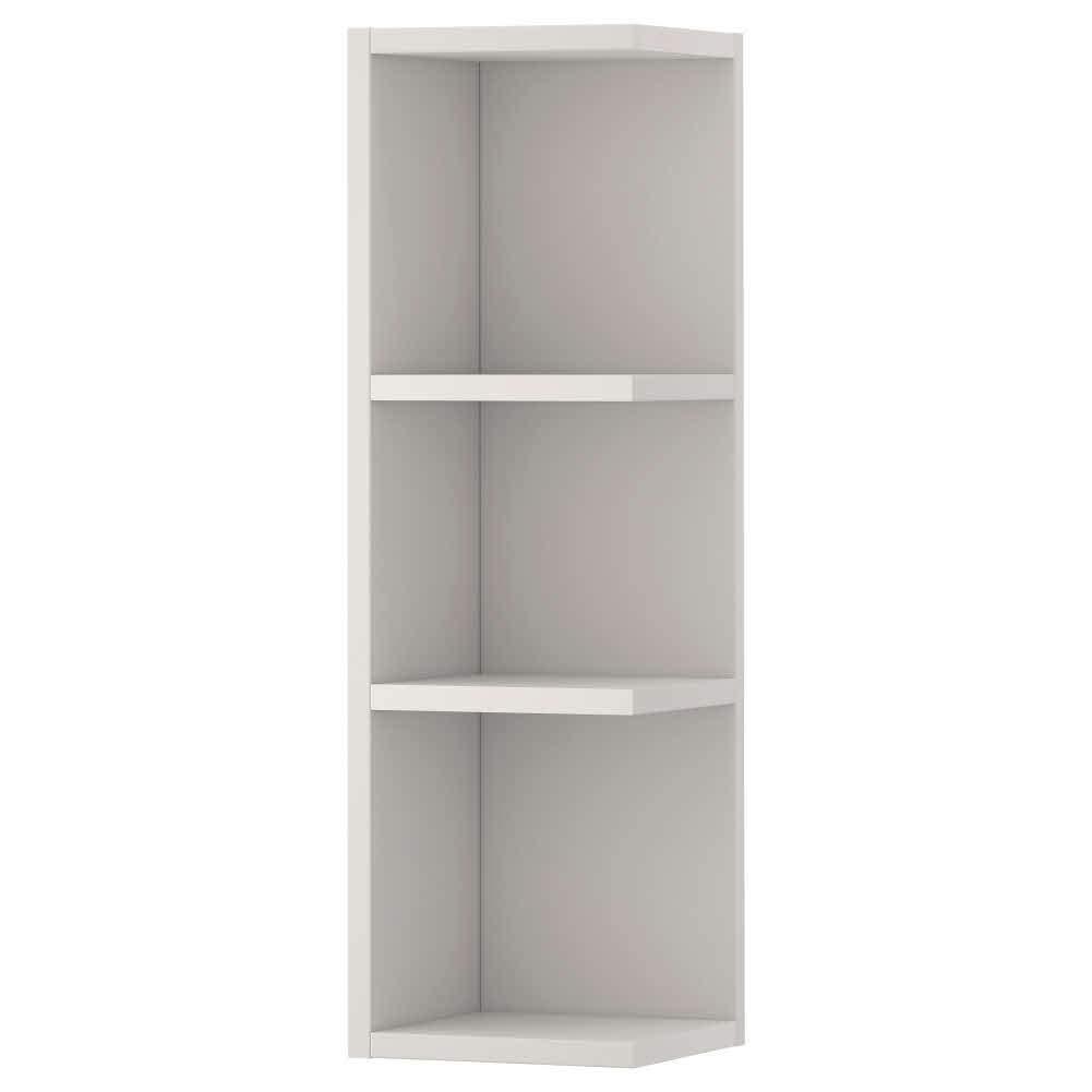 IKEA LILLANGEN End Unit, Grey 903.548.60