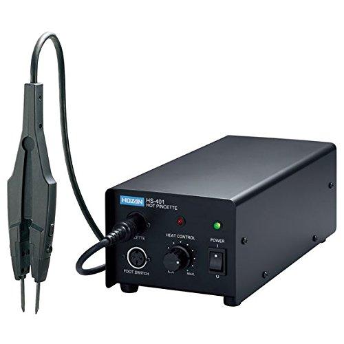 生活日用品 DIYグッズ工具 ホットピンセット HS-401 B0753TV2C6