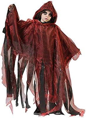 Confettery – Disfraz de Fantasma para niños, Halloween, Carnaval ...