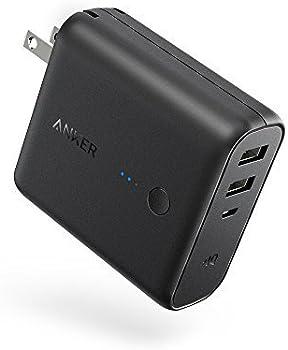 Anker PowerCore Fusion 5000mAh 2-in-1Portable Power Bank